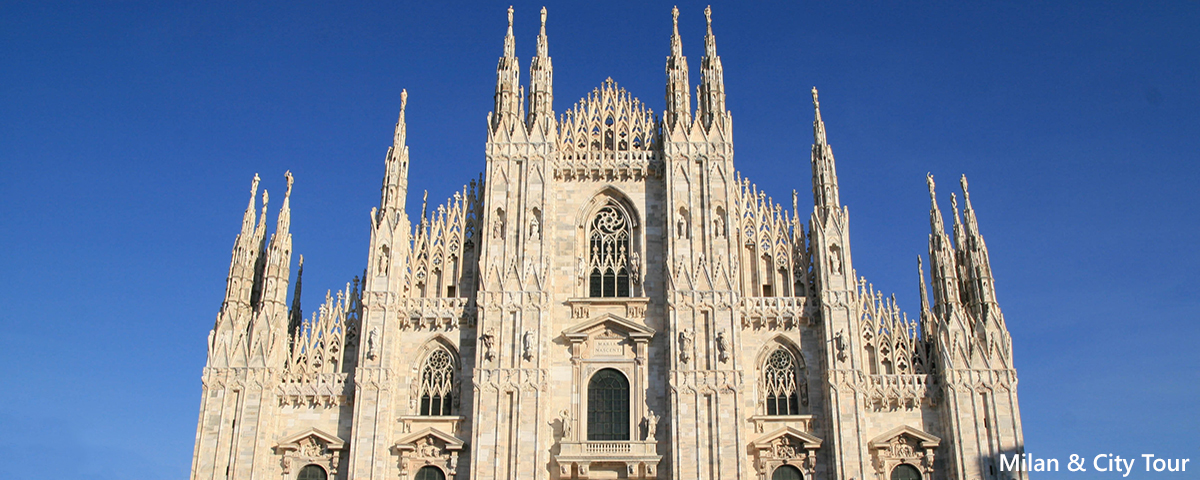 Stresa Tour to Milan with Guided City Tour