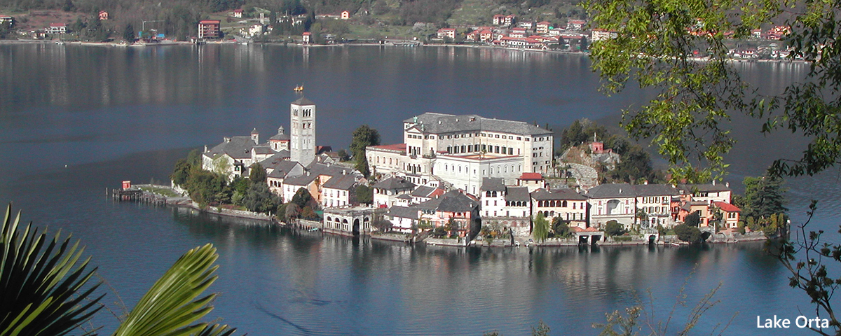 Stresa Tour to Lake Orta